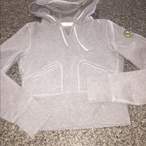 Lululemon cropped pullover Sweatshirt 🐰